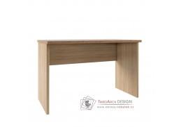 DIAZ, počítačový stolek, dub madura / wellington