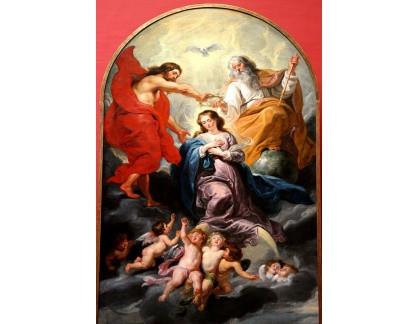 VRU108 Peter Paul Rubens - Korunování Panny Marie