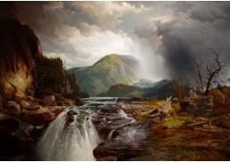 KO VI-397 Thomas Moran - Divoká řeka