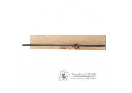 FORSO FP 102, police, dub artisan / černá