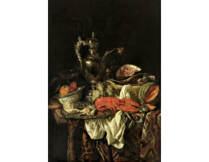 DDSO-4351 Abraham van Beijeren - Zátiší s krabem