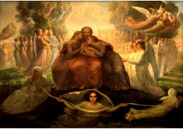 VF02 Louis Janmot - Báseň duše, božská generace
