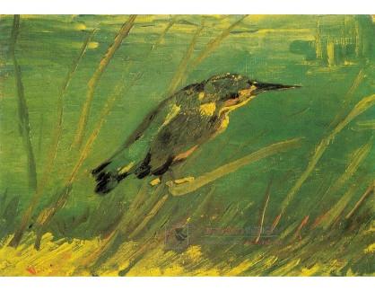 R2-1485 Vincent van Gogh - Ledňáček