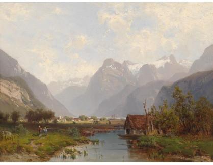 KO III-244 Joseph Schoyerer - Laguny ženevského jezera