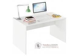 RIOMA 11, psací stůl, bílá