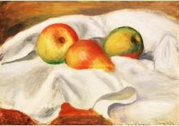 D-6814 Pierre-Auguste Renoir - Hrušky