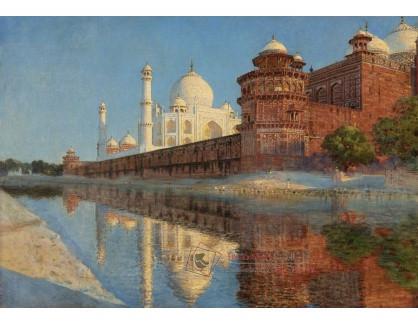 VR-476 Vasilij Vereščagin - Taj Mahal večer