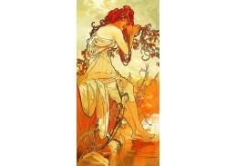 VAM106 Alfons Mucha - Summer