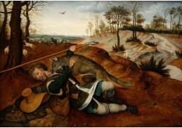 VH409 Pieter Brueghel - Dobrý pastevec