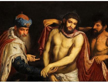 KO III-321 Paris Bordon - Kristus před Pilatem