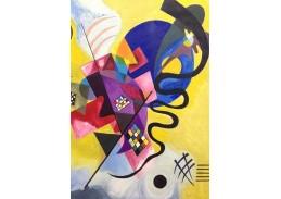 Obraz Vasilij Kandinskij VVK 77
