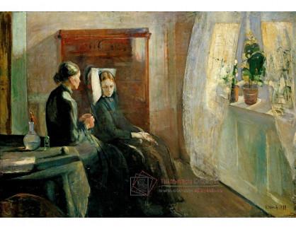 VEM13-141 Edvard Munch - Sestra Inger