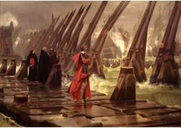 DDSO-3568 Henri Motte - Obležení La Rochelle