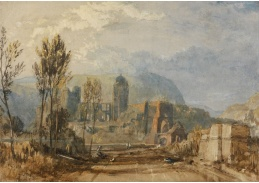 D-6235 Joseph Mallord William Turner - Andernach
