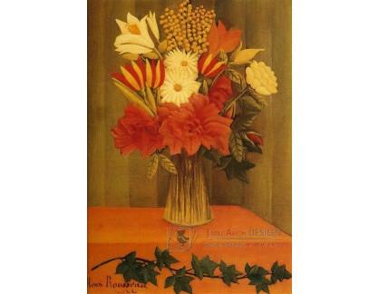 VF39 Henri Rousseau - Váza s květinami