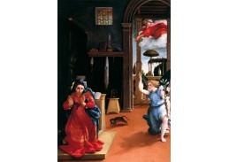 VLL 22 Lorenzo Lotto - Zvěstování