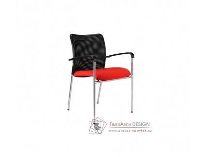 TRINITY, konferenční židle s područkami, výběr provedení