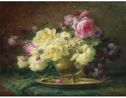 KO III-303 Neznámý autor - Zátiší s květinami