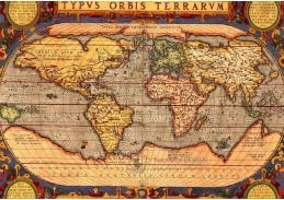 Obraz mapa VM 02