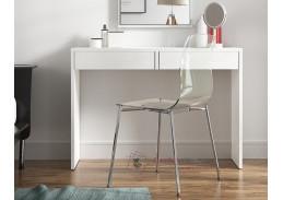 Toaletní stolek - psací stůl VIOLET bílá