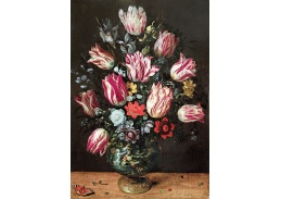 DDSO-5370 Andries Daniels a Frans Francken - Váza s tulipány