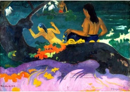 D-7539 Paul Gauguin - Fatata te Miti
