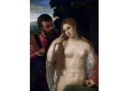 D-8283 Tizian - Alegorie lásky