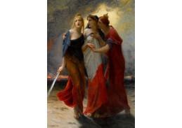 Slavné obrazy X 14 Guillaume Seignac - Belgie, Francie a Anglie