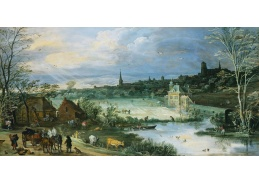 A-1236 Jan Brueghel a Joos de Momper - Jaro