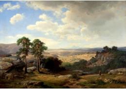 D-5556 Alois Bubák - Letní odpoledne v jizerské krajině