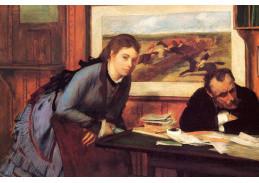 R6-194 Edgar Degas - Dasy