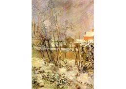 R9-136 Paul Gauguin - Zahrada ve Vaugirard