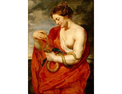 VRU220 Peter Paul Rubens - Hygeia