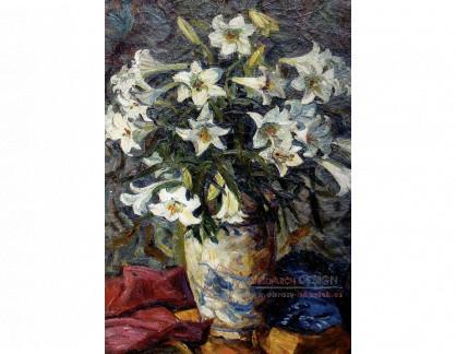 VN-325 Marie Stumpe - Zátiší s květinami