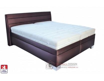 VERNON, postel 180x200cm