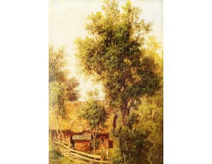 Krásné obrazy II-430 MIchail Klodt - Letní krajina