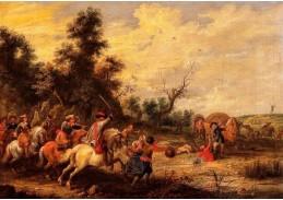 D-9235 Adam Frans van der Meulen - Kavalerie