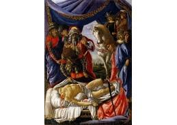 A-90 Sandro Botticelli - Odhalení vraždy Holoferna
