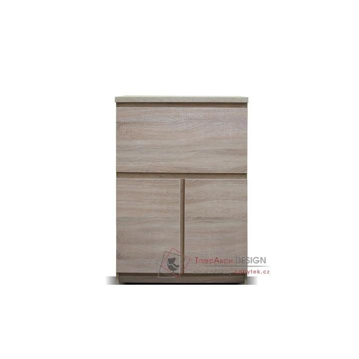 Skříňka s barem PANAMA typ 12 dub sonoma