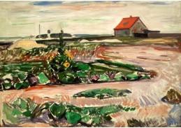D-8769 Edvard Munch - Pobřeží