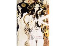 D-9099 Gustav Klimt - Gorgons
