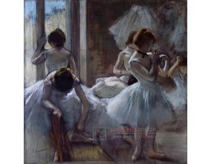 VR6-70 Edgar Degas - Tanečnice