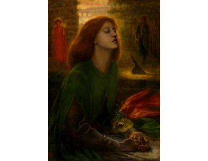 VSO1403 Dante Gabriel Rossetti - Beata Beatrix