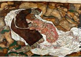 D-7139 Egon Schiele - Smrt a dívka