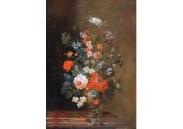 DDSO-4373 Caspar Hirschely - Zátiší s květinami