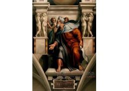 A-64 Michelangelo Buonarroti - Ezekiel