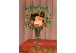 D-7887 Henri Rousseau - Kytice květin