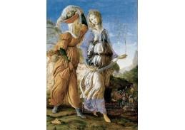 KO V-243 Sandro Botticelli - Judita s hlavou Holoferna