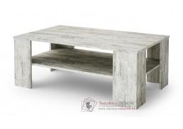 CHECO, konferenční stolek, bílá borovice