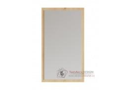 POMEROY, nástěnné zrcadlo 70x40cm, dub artisan